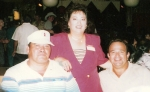 Paul Kaina, Mary Lou Santos, Ralph Rodrigues