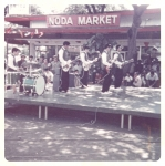 One of four performances at the Kahului Shopping Center (1964-65)