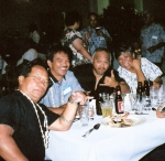 Clifford Barcai, Melencio Cabudol, Richard Cua, William Romena,
