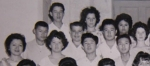 3rd Row: Shirley Yanagida (Teacher), Shirley Tapat, Kenneth Matsumoto, Daniel Takahashi, 4th Row: Gordon Kusunoki, Ralph